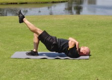 Improve your Glute and Hip strength with these easy to do exercises